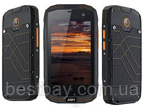 AGM A2 Black IP68 2/16 Gb, фото 3