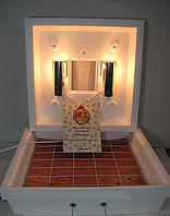 Рябушка Инкубатор Рябушка-2 70 яиц механический переворот