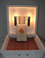 Рябушка Инкубатор Рябушка-2 70 яиц механический переворот и цифровой терморегулятор