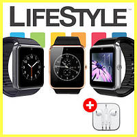 Умные часы Smart watch GT08 с SIM 3 цвета!В Коробке! + Подарок