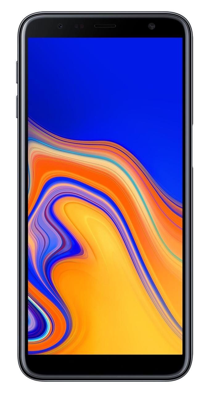 Сенсорный мобильный телефон Samsung Galaxy j610 J6 Plus 3/32 GB 2018 Black