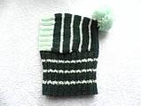 Шапка для собаки,шапка для маленької собачки,шапка для такси,зимова шапка, фото 8