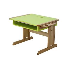 """Парта-стіл """"Смайл"""" з пеналом регульований (висота і нахил)"""