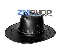 Шляпа Ковбоя большая (черная)