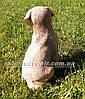 Садовая фигура  Лабрадор сидячий, фото 2