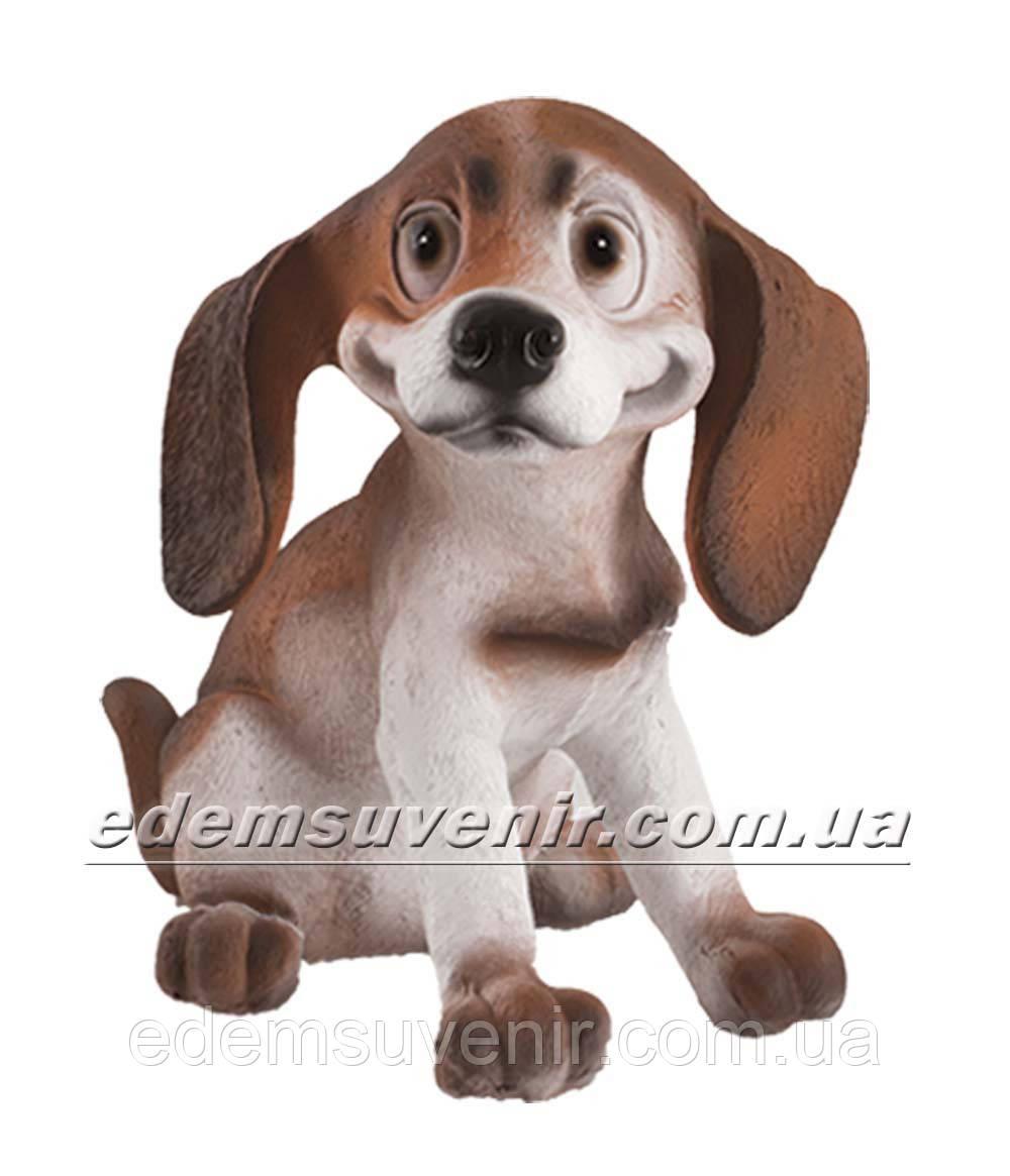 Садовая фигура собака Пес Пашка