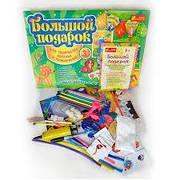 Набор для детского творчества «Большой подарок»