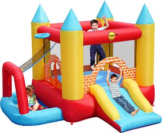Детские надувные игровые центры