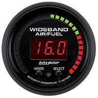 Широкополосная ШДК лямбда Autometer 5978 6:1-20:1 AFR, ES Air/Fuel 52мм