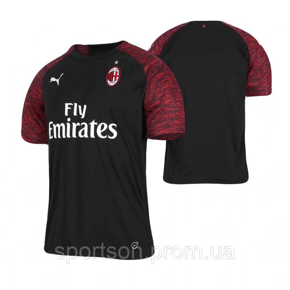 Футбольная форма 2018-2019 Милан (Milan), резервная
