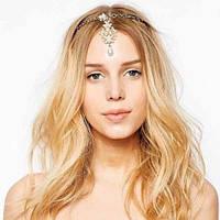 Святкова прикраса на голову Східна принцеса (перли) №5, фото 1