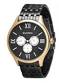 Мужские наручные часы Guardo P11165(m) RgBB