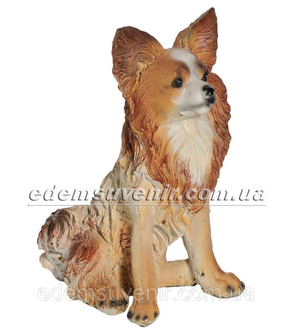 Садовая фигура собака Чихуахуа
