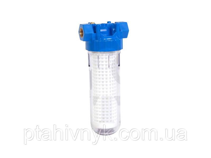 Фильтр тонкой очистки воды (с картриджем)