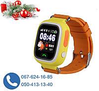 Смарт-часы Smart Watch Q90S Желтые Розовые