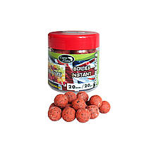Бойлы насадочные вареные Boilies English series Instant Hookbaits Tutti-Frutti 20mm  / 20pc