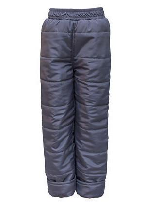 Штаны плащевка на синтепоне для девочки .