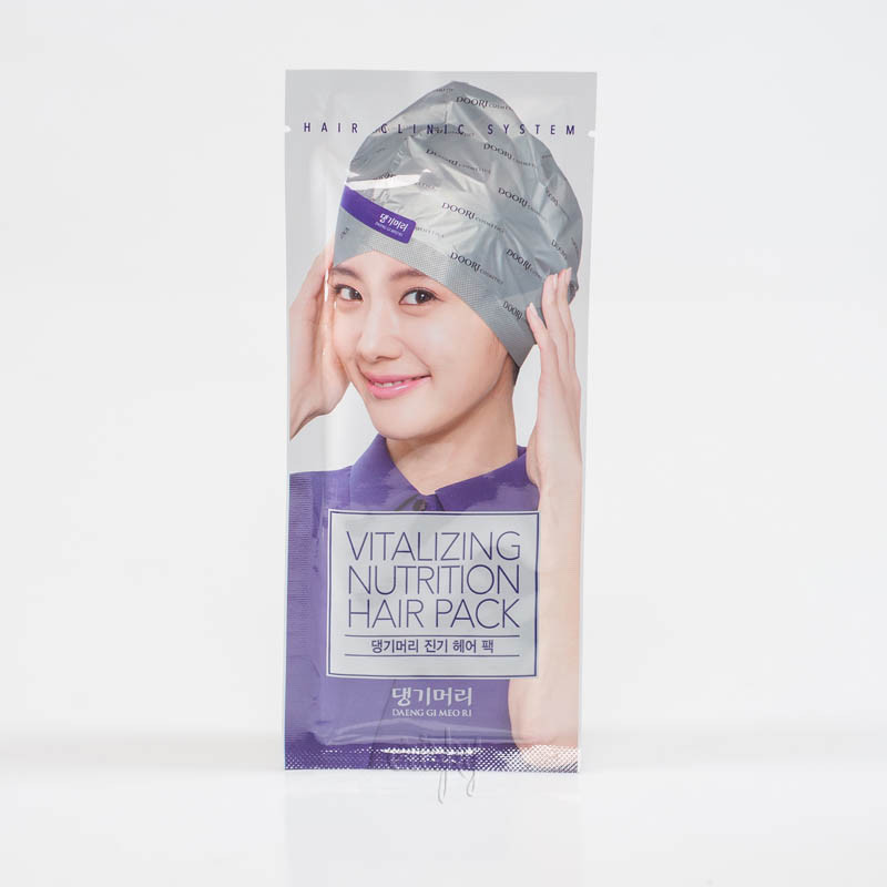Восстанавливающая маска-шапка для волос DAENG GI MEO RI Vitalizing Hair Cap - 35 мл