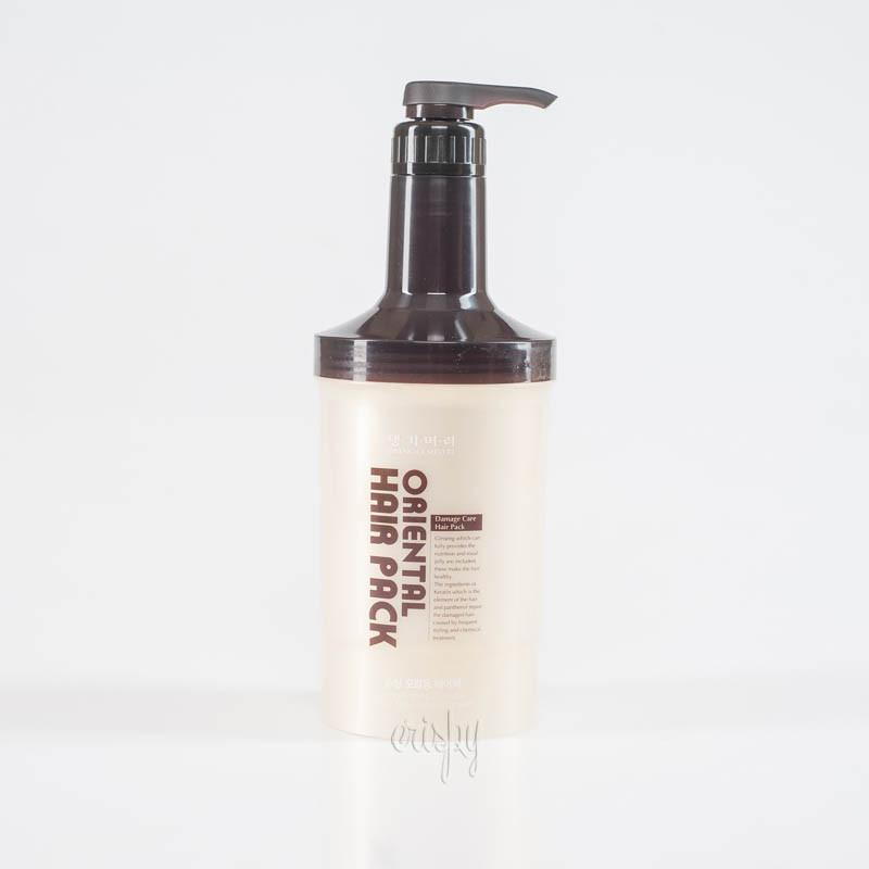 Травяная маска для поврежденных волос DAENG GI MEO RI Oriental Hair Pack For Damaged Hair - 1000 мл