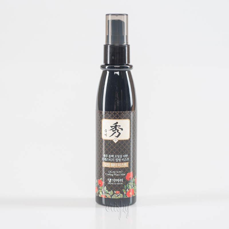 Спрей для разглаживания вьющихся волос DAENG GI MEO RI  Dlae Soo Curling Water Mist - 100 мл