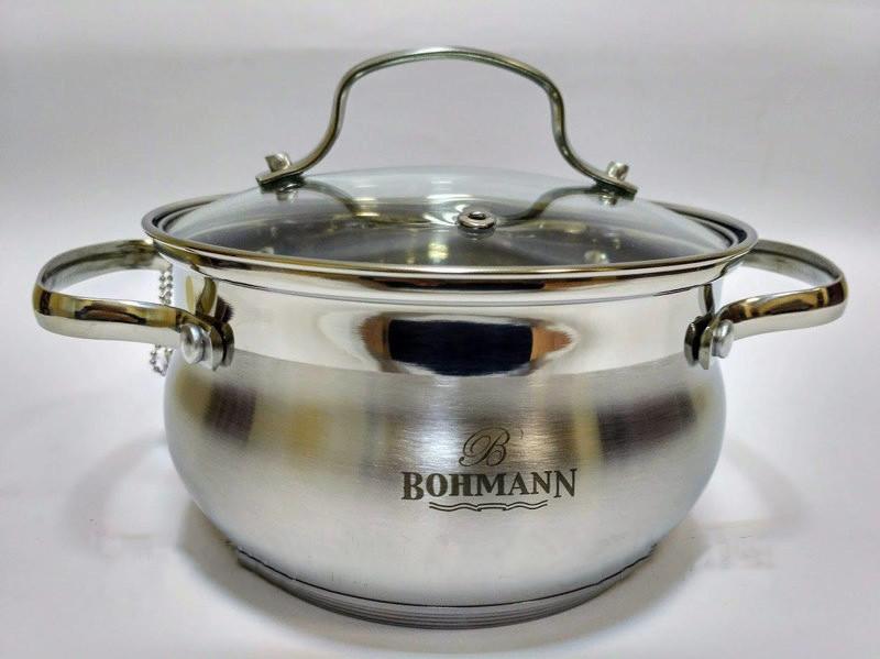 Кастрюля Bohmann BH 5114-16 см