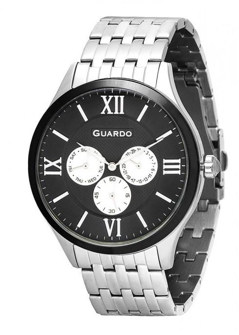 Мужские наручные часы Guardo P11165(m) SB