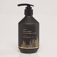 Многофункциональный очищающий гель для мужчин EUNYUL Soft Skin Wash All In One - 250 мл