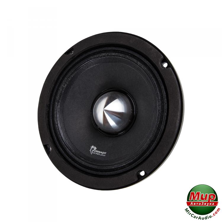 Автоакустика Kicx Tornado Sound Z-650 (1шт)