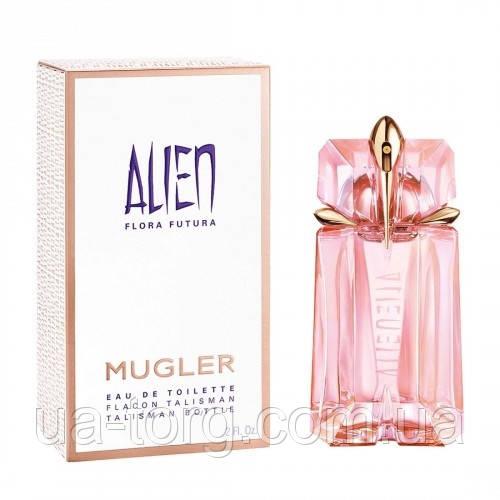Женская парфюмированная вода Thierry Mugler Alien Flora Futura, 90 мл