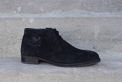 Остання пара - 44 розмір! Замшеві чоловічі черевики Кadar   продажа ... 2f93e9e112987