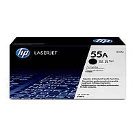Картридж HP 55A для LJ P3015, Black CE255A