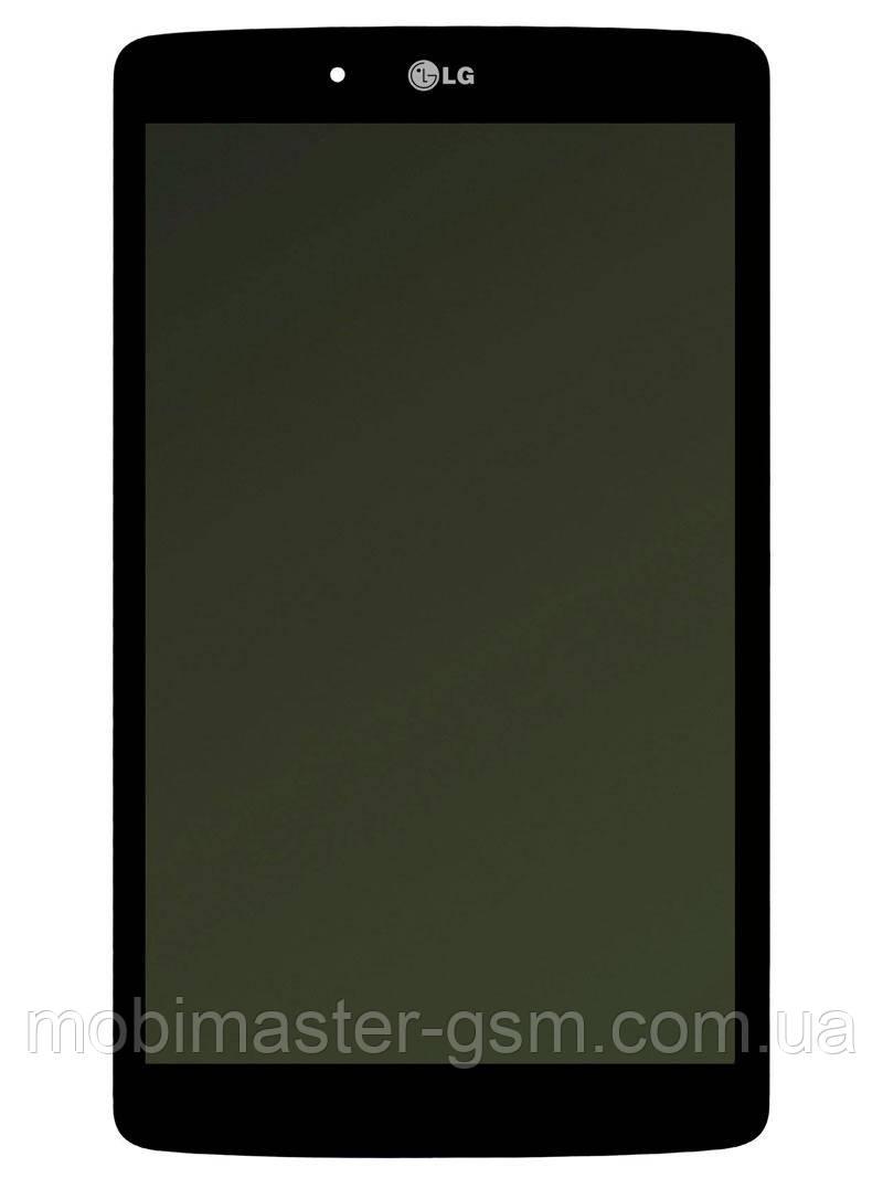 Дисплейный модуль LG G Pad V490 (WiFi version) черный