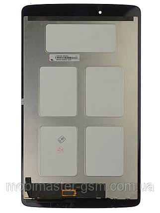 Дисплейный модуль LG G Pad V490 (WiFi version) черный, фото 2