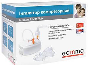 Небулайзер (ингалятор) компрессорный Gamma Effect Max інгалятор