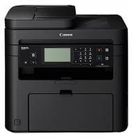 МФУ А4 монохромное Canon i-Sensys MF237w (1418C122)