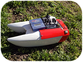 "Кораблик для рыбалки CarpZone ""Super Luxe"" модель 2016г."