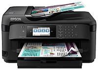 МФУ А3 цветное Epson WorkForce WF-7710DWF (C11CG36413)