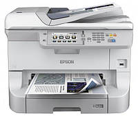 МФУ А3 цветное Epson WorkForce Pro WF-8590DWF (C11CD45301)