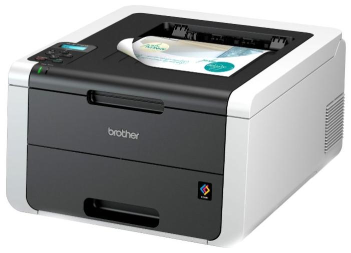 Принтер A4 цветной Brother HL-3170CDW (HL3170CDWR1)