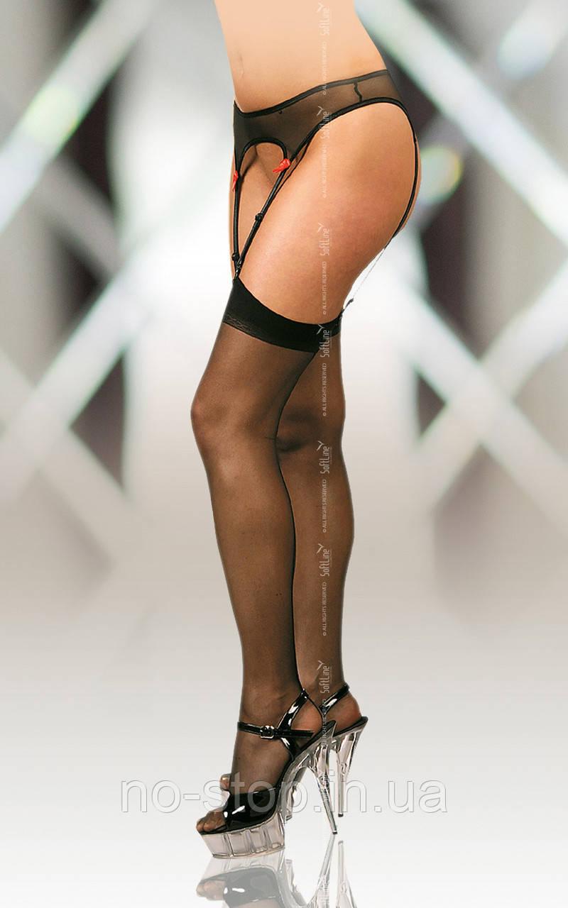 Stockings 5523 - black