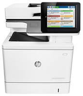 МФУ А4 цветное HP LaserJet Enterprise M577f (B5L47A)