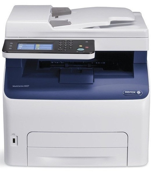 МФУ А4 цветное Xerox WorkCentre 6027NI (6027V_NI)