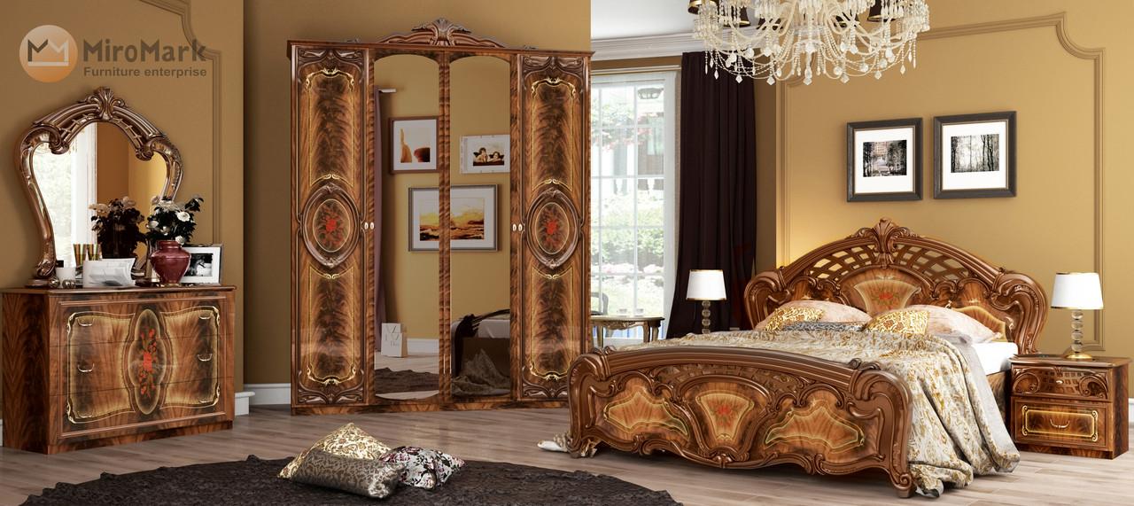 Спальня Реджина 4Д Миро-Марк