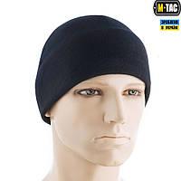 M-TAC ШАПКА WATCH CAP ELITE ФЛИС (340Г/М2) DARK NAVY BLUE, фото 1