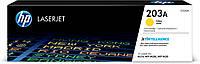 Картридж HP 203A для CLJ M28х/254, Yellow (CF542A)