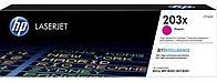 Картридж HP 203X для CLJ M28х/254, Magenta (CF543X)