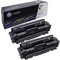 Картридж HP 410X для CLJ Pro M377/452/477, Black Dual Pack (CF410XD)