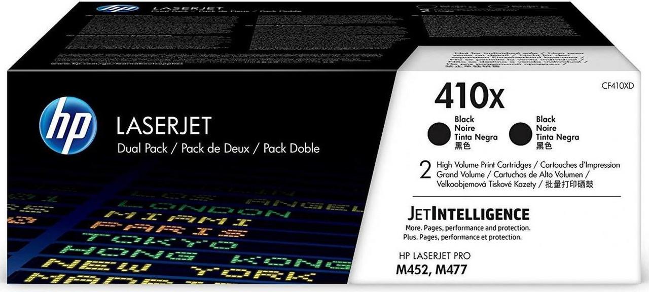 Картридж HP 410X для CLJ Pro M377/452/477, CYM Tri-Pack (CF252XM)