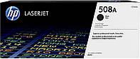 Картридж HP 508A для CLJ M55x, Black (CF360A)