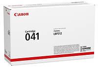 Картридж Canon 041 для LBP312, Black (0452C002)